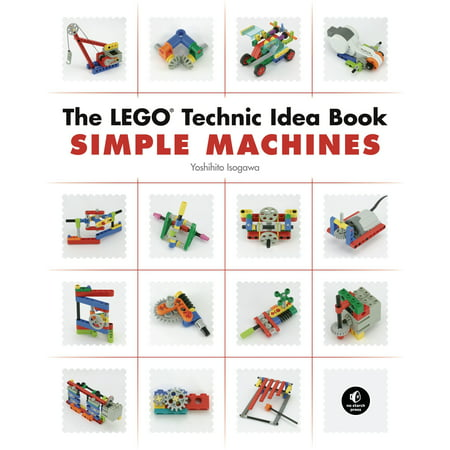 The LEGO Technic Idea Book: Simple Machines - Simple Halloween Ideas
