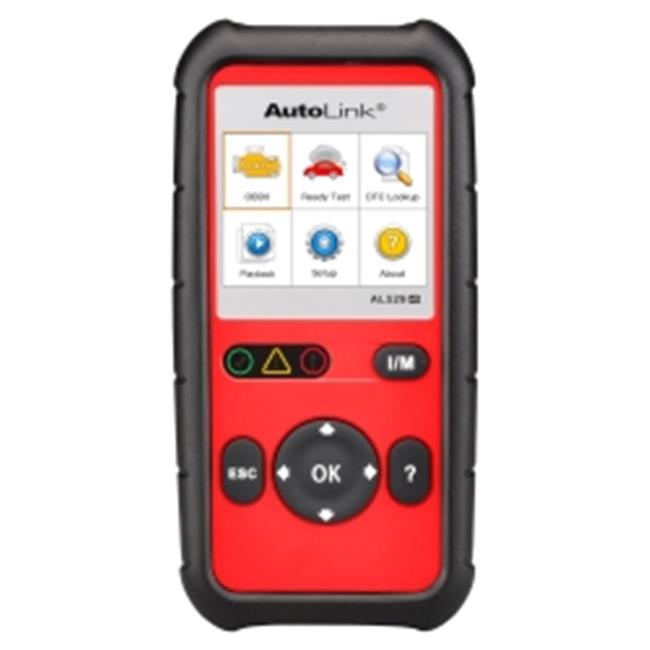 Autel AULAL529HD Heavy Duty Vehicle Code Reader