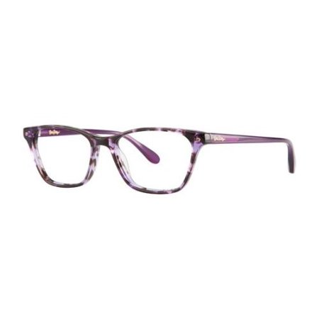 Clearance Lilly Pulitzer (LILLY PULITZER Eyeglasses WHITING Purple Tortoise)
