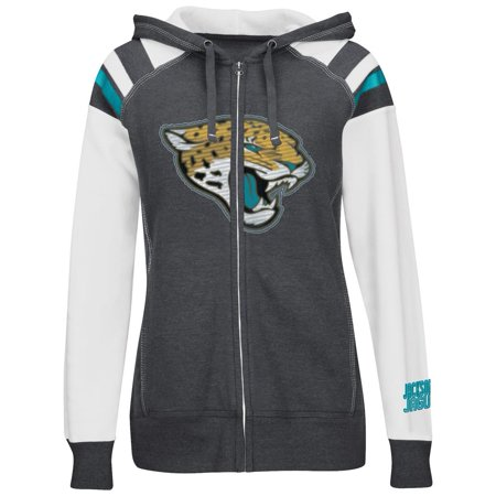 Women' Full Zip Jacksonville Jaguars Hoodie Jacket by