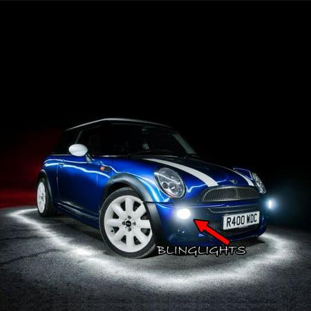 2001 2006 Bmw Mini Cooper S Xenon Fog Lamp Driving Light Kit R53 Mk