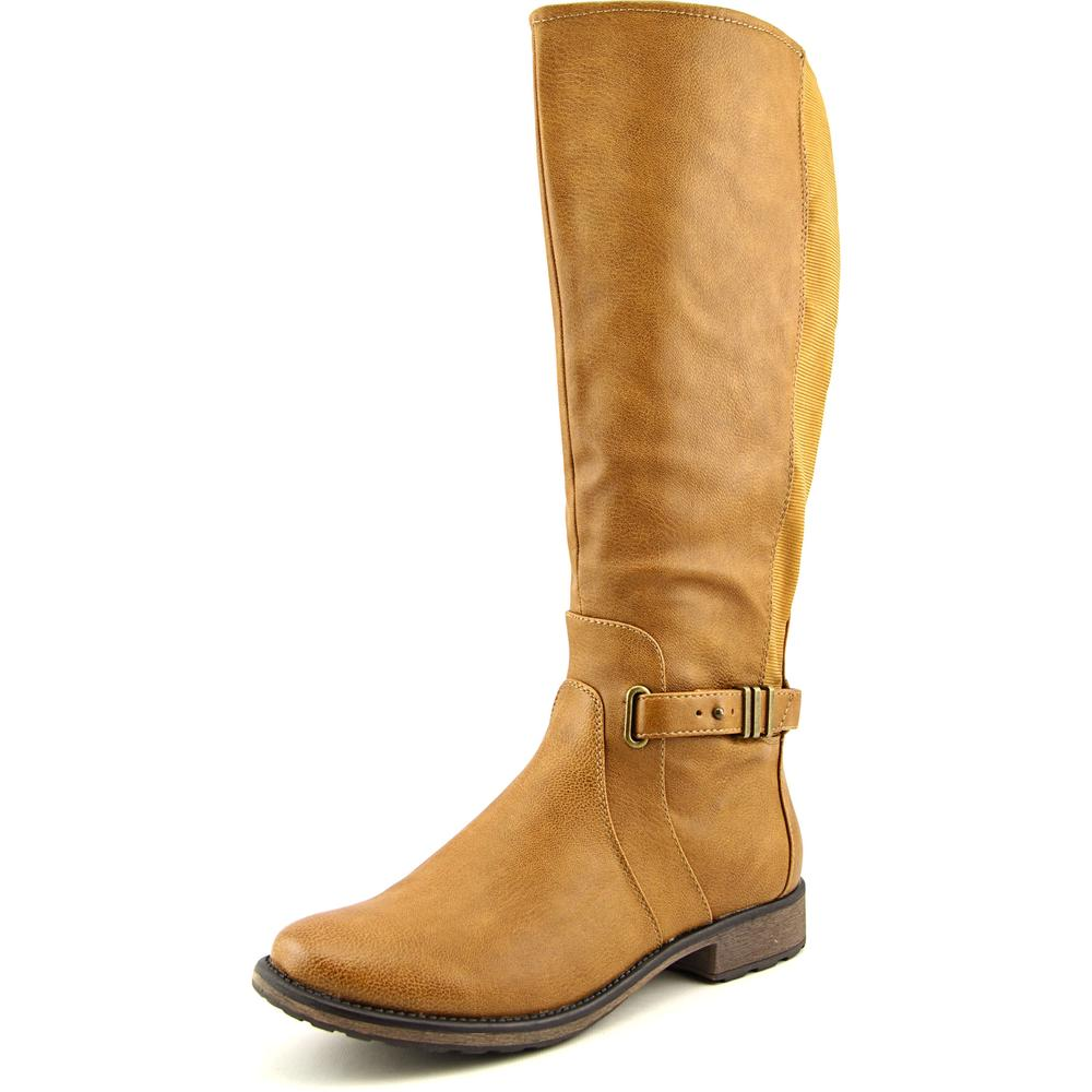 Bare Traps Selina   Round Toe Synthetic  Knee High Boot