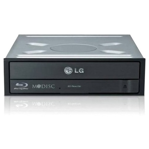 """LG WH16NS40 LG WH16NS40 Internal Blu-ray Writer - OEM Pack - Black - BD-R/RE Support - 48x CD Read/48x CD Write/24x CD Rewrite - 12x BD Read/16x BD Write/2x BD Rewrite - 16x DVD"