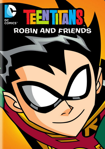 Teen Titans: Robin And Friends by WARNER HOME VIDEO