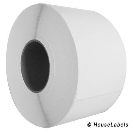 4x3 4 x 3 direct thermal zebra eltron labels 3 core 16 rolls