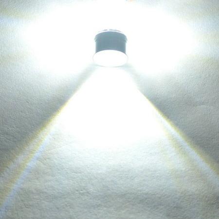 VENSE 2x 9005 H10 9145 100W 6000K White LED CREE Headlight Bulbs Kit Fog Light DRL - image 4 of 5