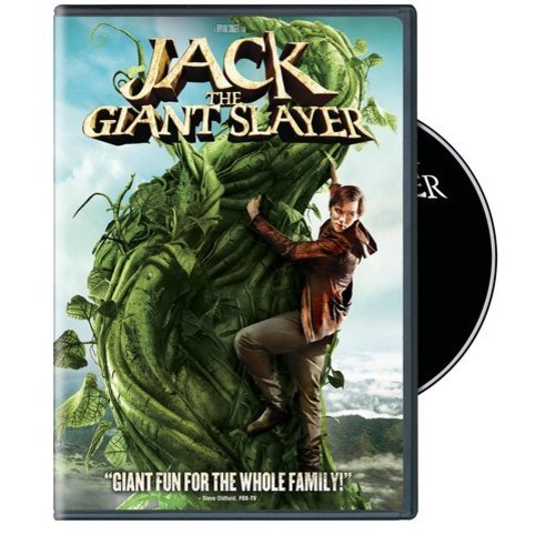 Jack The Giant Slayer (DVD + UltraViolet) (With INSTAWATCH) (Widescreen)