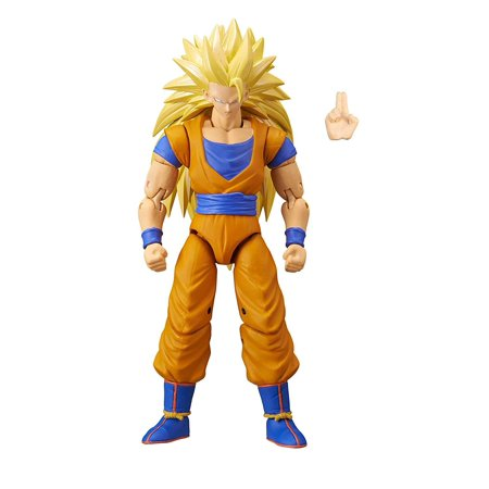 Bandai Dragon Ball Stars Super Super Saiyan 3 Goku Action Figure