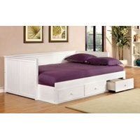 Furniture of America Sorrinah Cottage Style Full Size Daybed, Multiple Colors