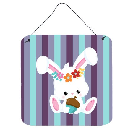 Bunny Rabbit Wall or Door Hanging Prints BB6790DS66 (Bunny Rabbit Hanging)