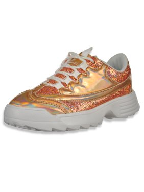 Link Girls' Spark Sneakers (Sizes 9 - 4)