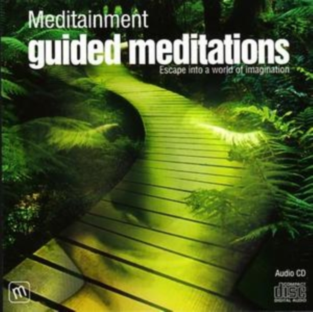 Guided Meditations (Audio CD)