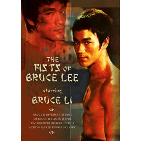 The Fists Of Bruce Lee (DVD)