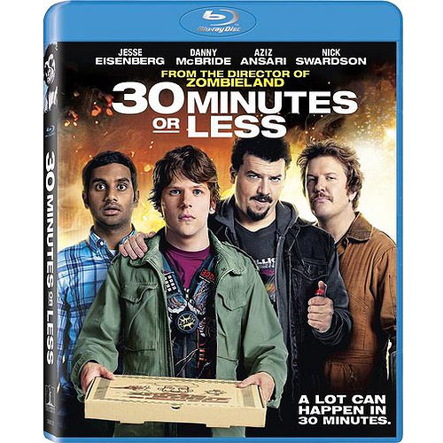 30 Minutes Or Less (Blu-ray) (Anamorphic Widescreen)