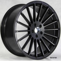 22'' wheels for Mercedes S-CLASS S550 S600 S63 S65 (Staggered 22X9/10)