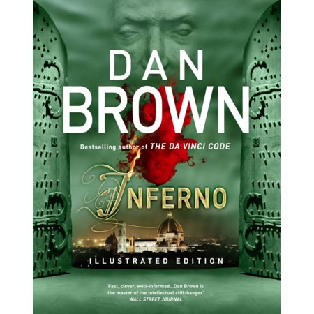 Inferno   Illustrated Edition   Robert Langdon Book 4   Hardcover