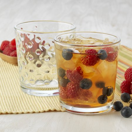 Libbey Awa 16-Piece Tumblers and Rocks Glass Set - Kentucky Rocks Glass