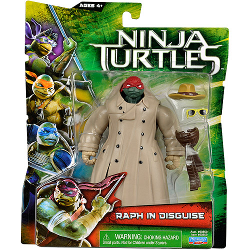 TMNT MV RAPH W/ COAT
