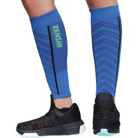b63a863956 Free shipping. Product Image Zensah Featherweight Compression Leg Sleeeves
