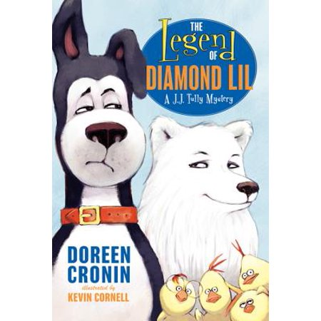The Legend of Diamond Lil : A J.J. Tully Mystery