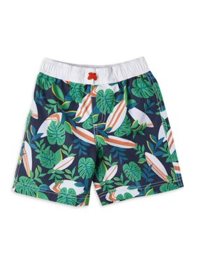 iXtreme Baby Toddler Boy Tropical Swim Trunks