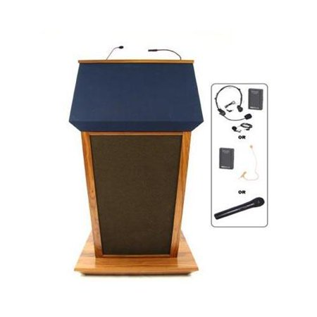 Amplivox Wireless Patriot Plus Lectern 1033 Product Photo