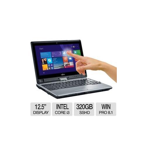 "Fujitsu LIFEBOOK T734 Tablet PC - 12.5"" - Wireless LAN - Intel Core i3 i3"