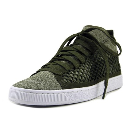 Puma Basket Classic Netfit  Round Toe Basketball Shoes