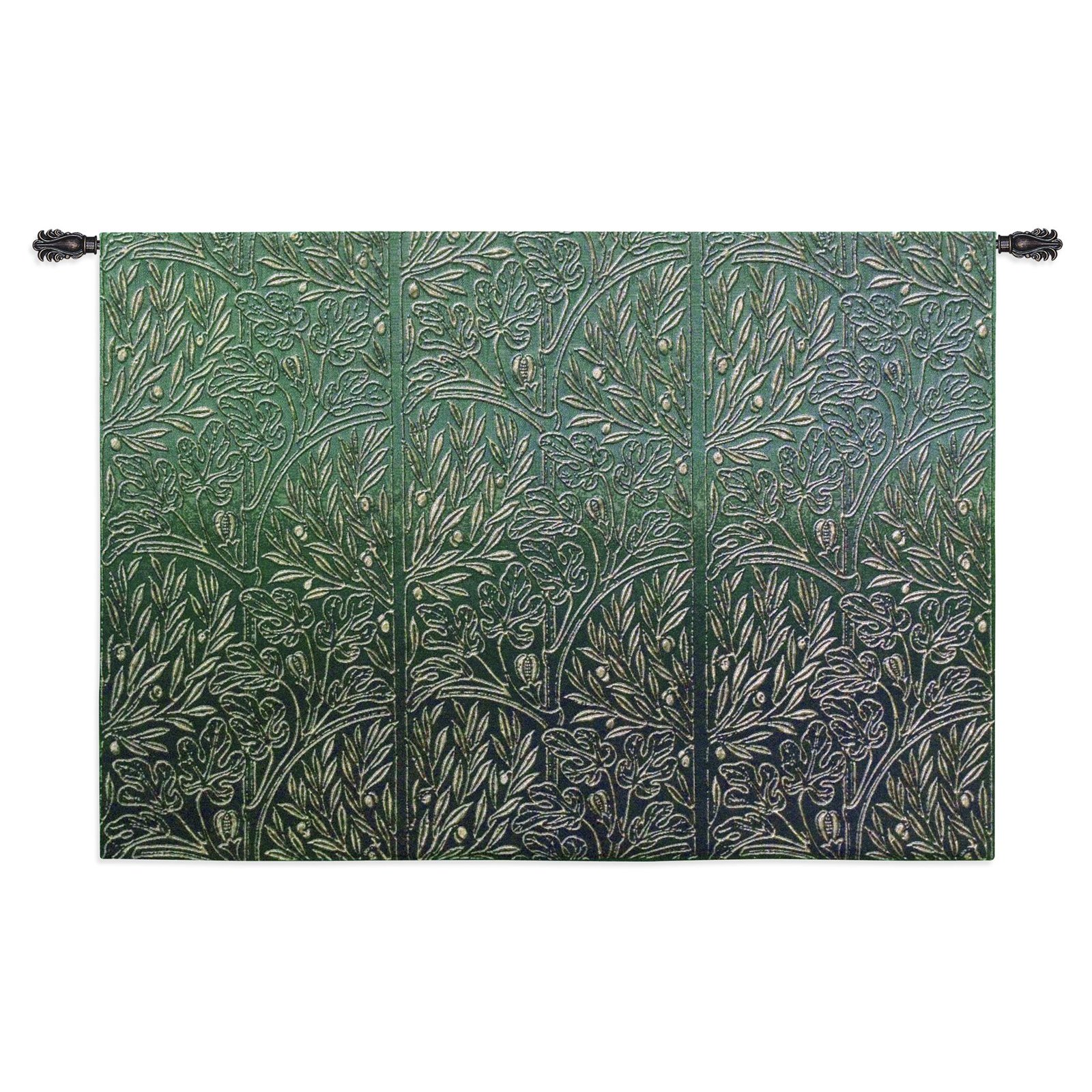 Fine Art Tapestries Arboretum William Morris Wall Tapestry by Supplier Generic