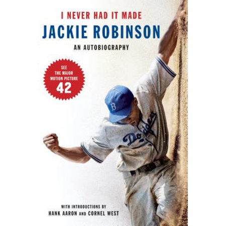 I Never Had It Made : The Autobiography of Jackie - Jackie Robinson Autographs