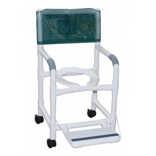 MJM International 118-3-FF Shower Chair