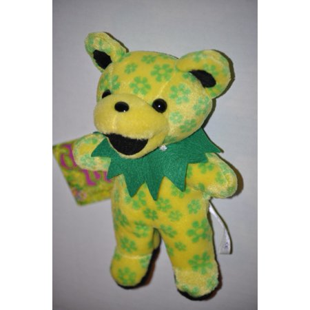 Grateful Dead Bean Bear Doodah Man Teddy Bear, approximately 7.5 high By GRATEFUL DEAD PLUSH BEAR](Walking Dead Teddy Bear Girl)