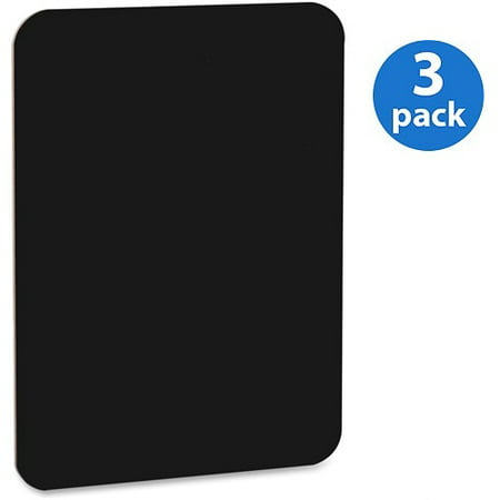 (3 Pack) Flipside, FLP40064, Black Dry Erase Board, 1 Each](Black Dry Erase Board)