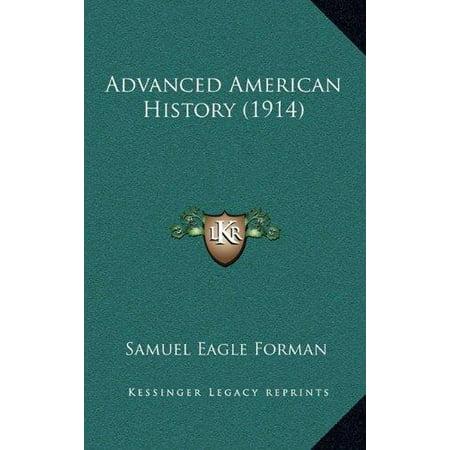 Advanced American History  1914