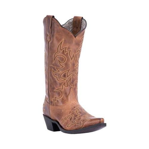 Women's Laredo Elaina Snip Toe Cowgirl Boot 5403 by