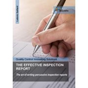 The effective inspection report - eBook
