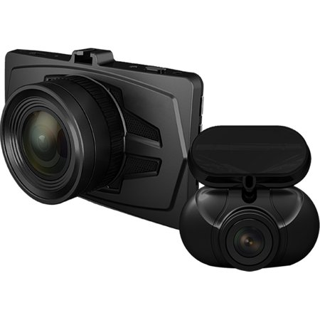 "RSC duDuo e1 Dual 1080P Sony STARVIS Ultra Night Vision Dashcam with 3 0""  LCD, f1 6 Lens"