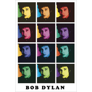 Bob Dylan - Domestic Poster