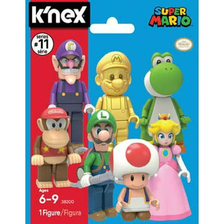 Luigi And Princess Peach (Super Mario Series 11 Mystery)