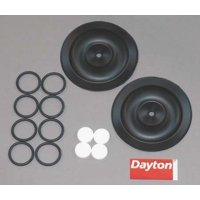 DAYTON 6PY58 Pump Repair Kit,Fluid