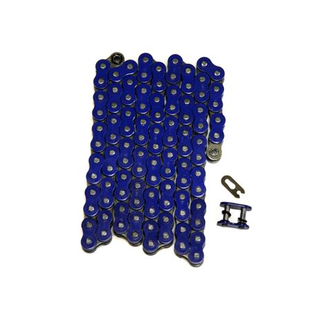 Rx 8 Specs - Blue 520x90 O-Ring Drive Chain & Master Link 2006-2007 Polaris Outlaw 500