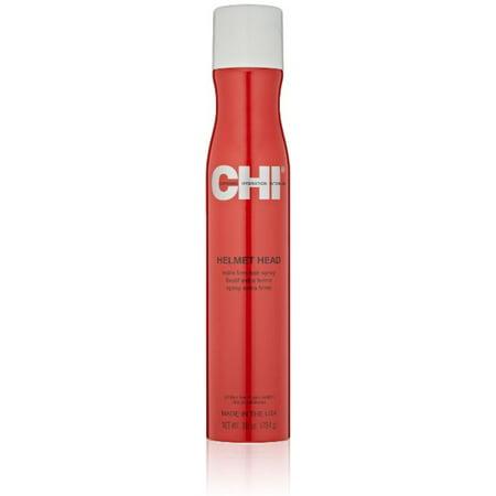 Chi Helmet Head Extra Firm Hairspray 10 Oz (Pack Of 2) Head Extra Firm Hair Spray