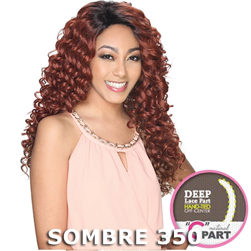 Sis Invisible Top Part Lace Front Wig - TORY (FS1B/30)