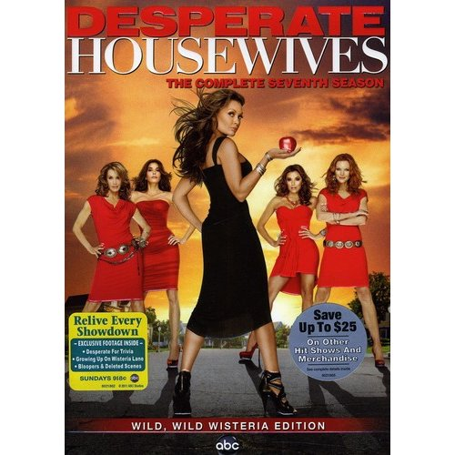 DESPERATE HOUSEWIVES-7TH SEASON (DVD/5 DISC/WS/ENG-SP-FR SUB)