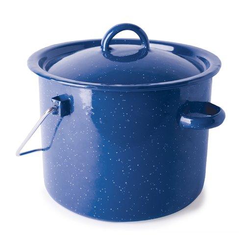 Stansport Enamel Straight Pot- 3.2 QT by Stansport