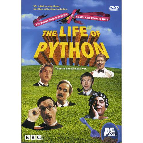 Life of Python: A Veritable Potpourri of Python/The Lost German Episode [2 Discs]