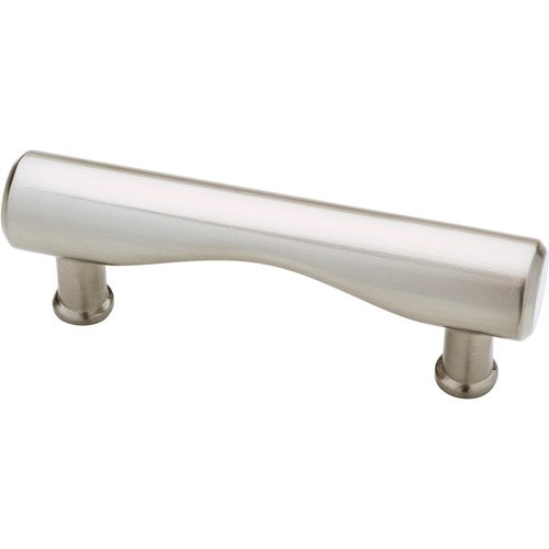 "Brainerd 3"" Cylinder Pull, Satin Nickel"