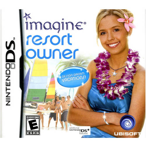 Imagine: Resort Owner (DS) - Pre-Owned
