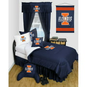 Sports Coverage Inc. NCAA Auburn Bed Skirt