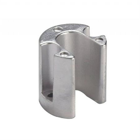 Tecnoseal Trim Cylinder Anode - Aluminum - Bravo 00818AL
